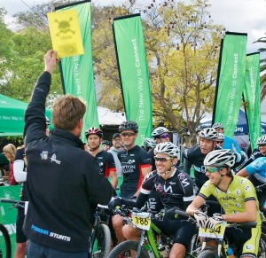 Eish! Superb routes and great race briefing by Con Viljoen